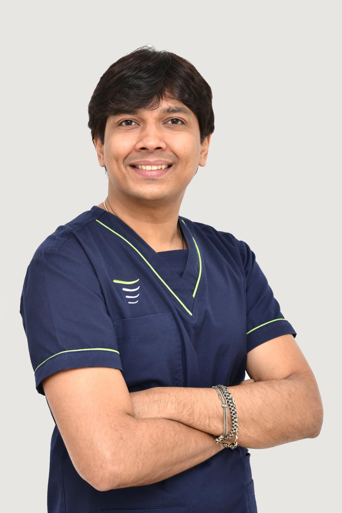 Dr. Varun Jain - Specialist Dentist Orthodontist Dubai