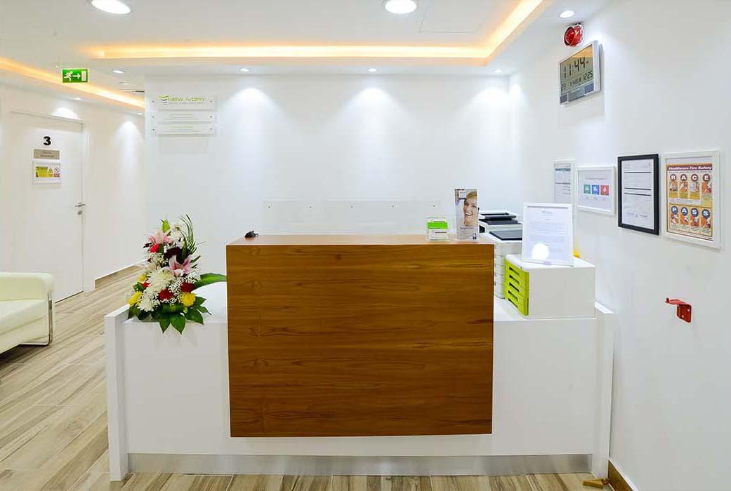 New Ivory Dental Clinic Dubai