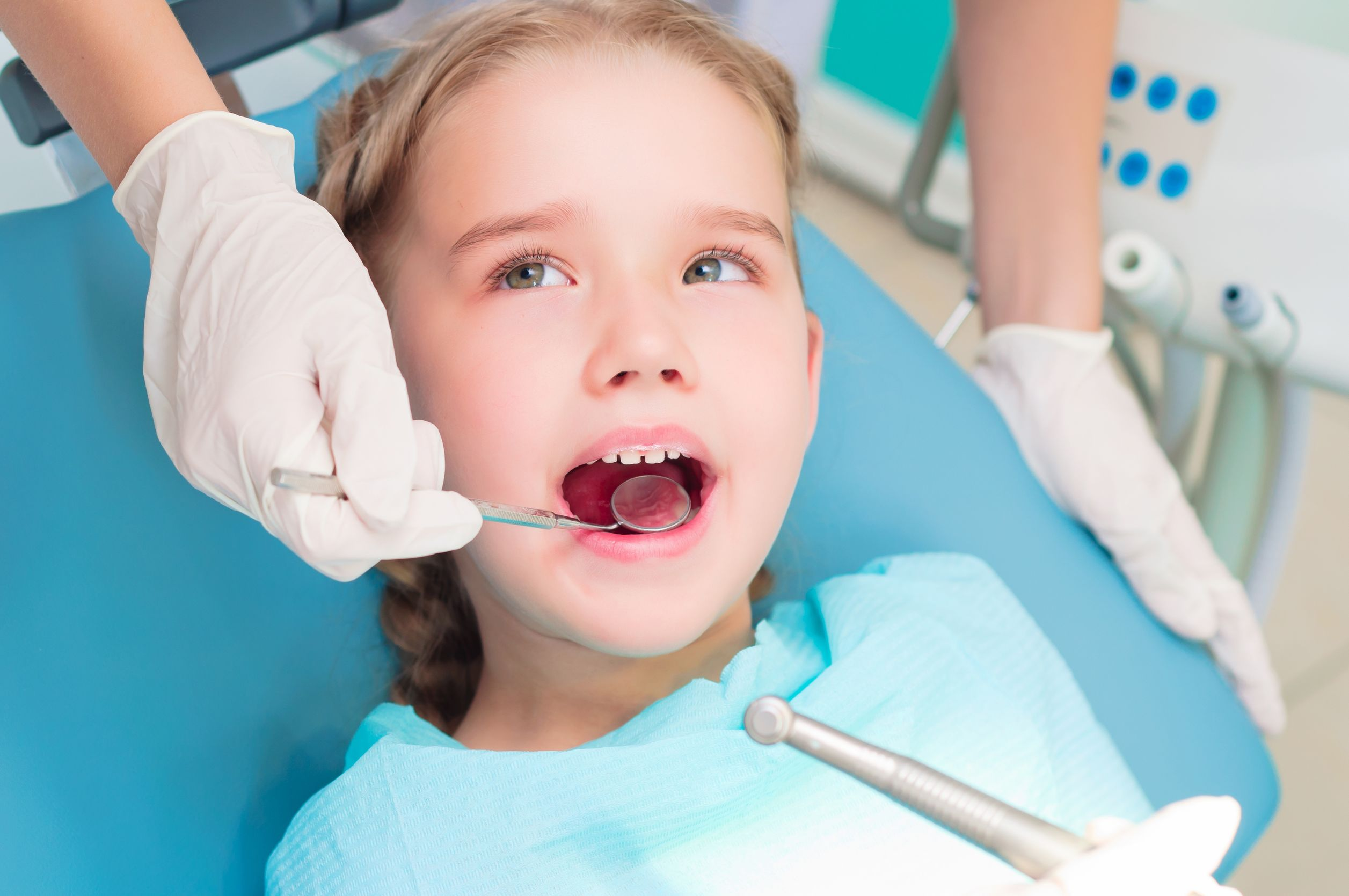 Children's Dentist - Pediatric Dentist Dubai